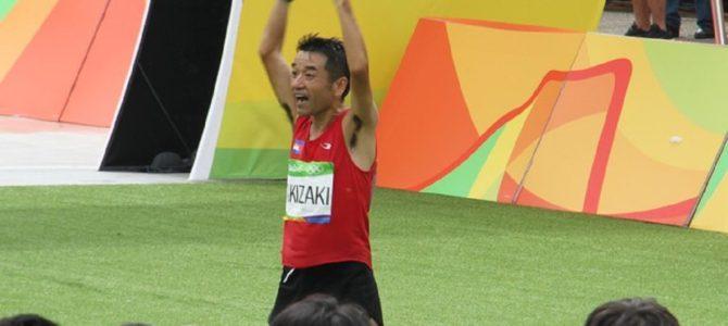 猫ひろしさん、リオ五輪で完走後のパフォーマンスに観客大盛り上がり!