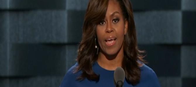 オバマ大統領夫人ミシェルのスピーチに感動の声