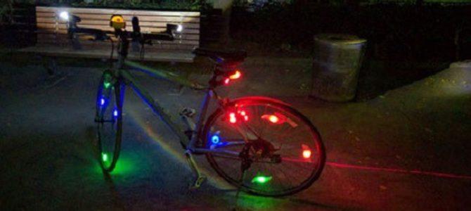 安全な自転車ライフの為に…1番明るい「自転車用ライト」がどれかを検証してみた