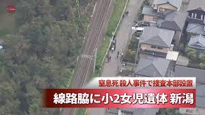 大桃珠生さん殺害の新潟市の小2女児殺人事件の犯人と真相は?小林遼 顔画像や動機は?