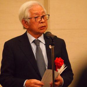 日本体操協会会長、二木英徳の顔画像や経歴は?家族や塚原夫婦とグル?