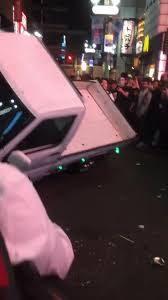 渋谷ハロウィンの軽トラ持ち主の娘はデマ!!!!!