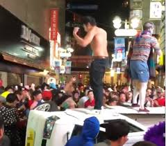 渋谷ハロウィン軽トラ事件の犯人の特定!?
