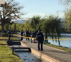 福岡県福岡市中央区の大濠公園に変死体 池に男性の遺体