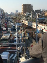 京成線で人身事故 船橋競馬場~谷津間の踏切で接触
