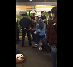 青梅線の昭島駅で人身事故「ボンって大きな音が聞こえた」