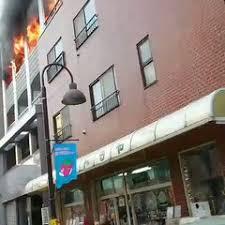 東京都荒川区西尾久で火事