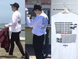 防弾少年団(BTS)ジミン 反日tシャツの真相は?