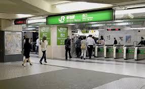東京都豊島区 池袋駅にうんこ散乱