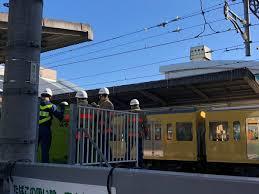 西武新宿線で人身事故 井荻駅付近の踏切で接触