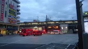 総武線 本八幡駅で人身事故「ホームの端から飛び込んだ」