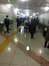 東京駅の銀の鈴付近でで異臭騒ぎ!大量殺人予告も?