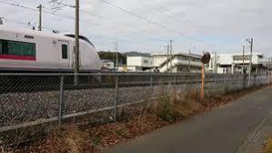 【特急ときわ70号】常磐線 小木津駅で人身事故