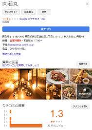 東京都渋谷区道玄坂2丁目にある居酒屋「肉若丸」の料金がぼったくり?