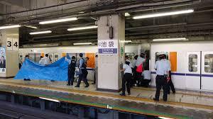 東上線の東松山駅~森林公園駅間で人身事故