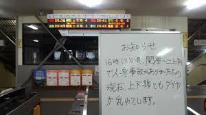 近鉄大阪線の松塚駅~真菅駅間で人身事故