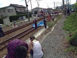 東武伊勢崎線の北越谷駅~大袋駅間で人身事故