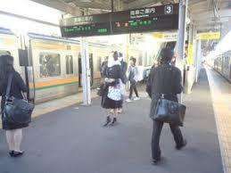 中央本線の土岐市駅で人身事故