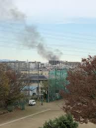 【神奈川県海老名市扇町】ららぽーと海老名付近で火事
