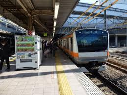 中央線の立川駅で人身事故!東京駅~高尾駅間の上下線で運転を見合わせ
