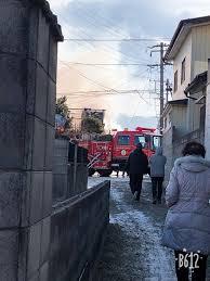 福島県福島市太平寺字堰ノ上で火事