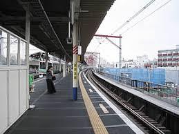 常磐線の南千住駅で人身事故