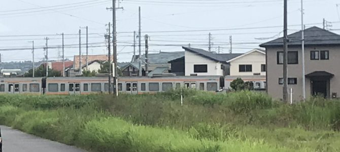 中央線の神領駅~高蔵寺駅間で人身事故