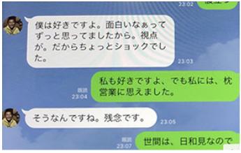 前澤友作の文春人妻LINE画像の流出がヤバすぎる!
