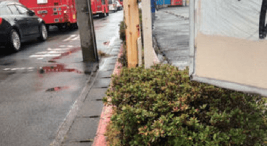 東武スカイツリーライン(東武伊勢崎線)の北越谷駅~大袋駅間で、男性が電車にはねられ死亡する人身事故