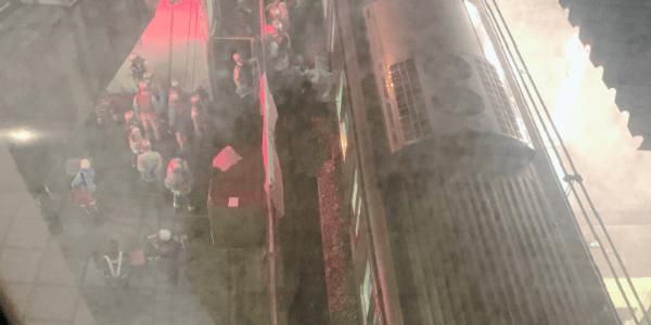 京浜東北線の新子安駅で人身事故