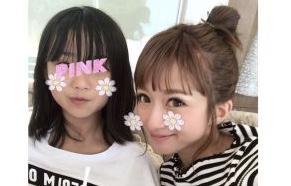 辻希美の娘の顔バレ画像