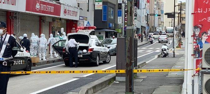 神奈川県小田原市の小田原城で男性が「自分はコロナだ」と言い騒ぎを起こす