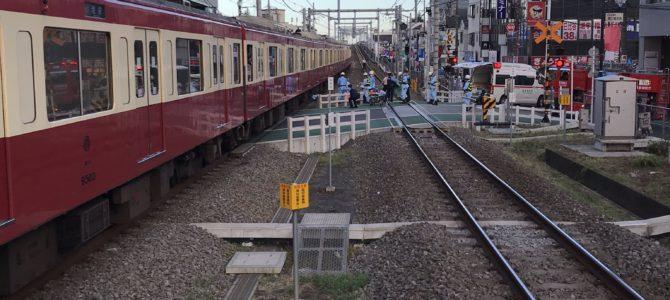 大泉学園駅で人身事故 池袋線が遅延で大混雑