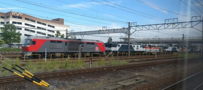 東海道本線の尾頭橋駅で人身事故