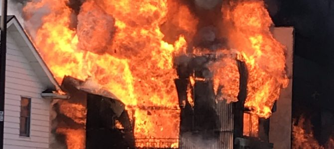 神奈川県横浜市保土ケ谷区上星川で大規模な火事