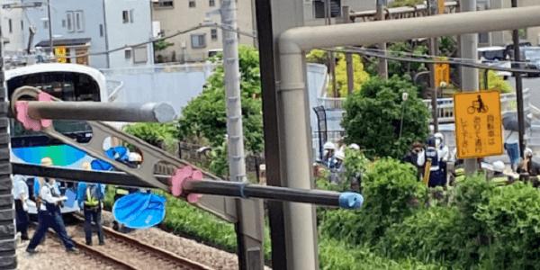 西武池袋線の小手指駅~狭山ケ丘駅で人身事故